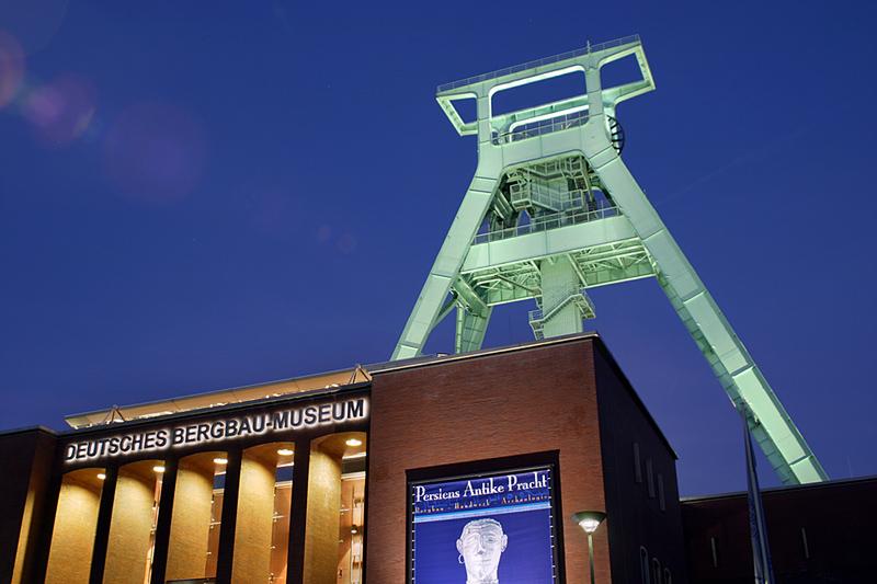 Bergbaumuseum Bochum, Wikimedia, Thomas Robbin, CC BY 3.0.