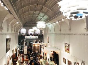 DRS reception, Brighton Dome, eigenes Bild